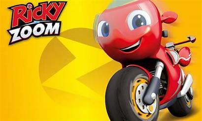 Zoom Ricky Animation Magazine Eone Jess Tv