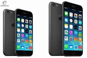 Maße Iphone 6 : mass production of 4 7 inch iphone 6 set for july 5 5 inch version beginning in september mac ~ Markanthonyermac.com Haus und Dekorationen