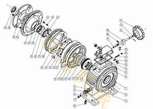 Ud Planrtary Stepless Speed Variator Speed Variable Speed