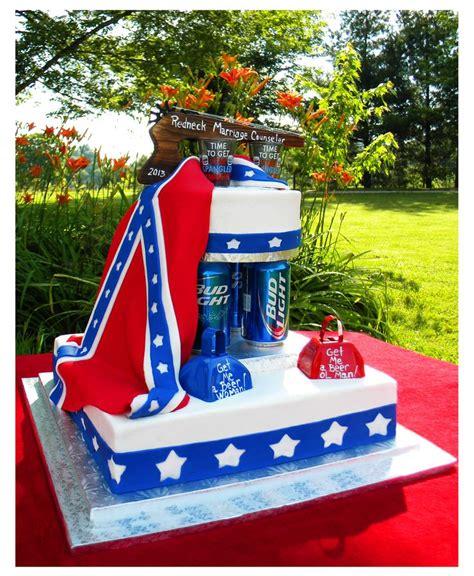redneck wedding cake cake pinterest jars  sweets