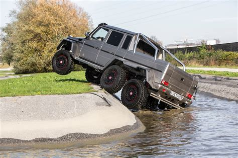 2014 Mercedes-benz G63 Amg 6x6 First Drive
