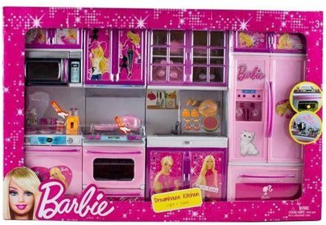 Barbie Doll Kitchen Set Video On Youtube