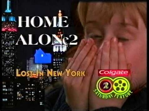Home Alone 2 Tv Logo 1999 Youtube
