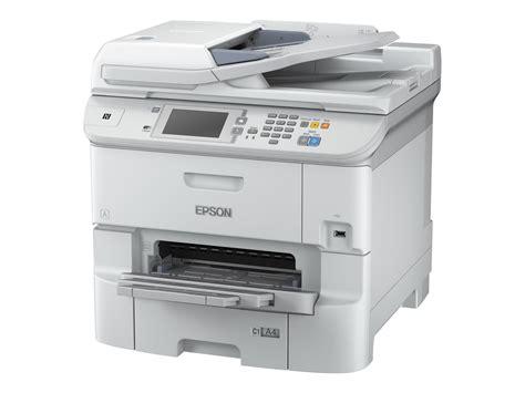 bureau multifonction epson workforce pro wf 6590dwf imprimante multifonctions