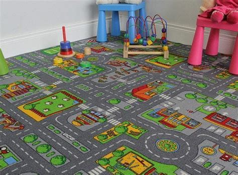 tappeti gioco bambini tappeto per giocare con le macchinine