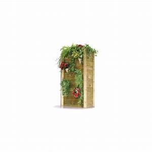 Mur Anti Bruit Végétal : module phonifleur jardin vertical mur v g tal anti bruit ~ Melissatoandfro.com Idées de Décoration