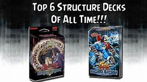 Top 6 Yu Gi Oh Structure Decks Of All Time Youtube