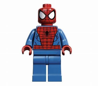 Marvel Lego Minifigures Dc Spider Reveals Sdcc