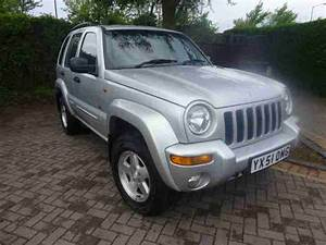 Jeep Cherokee 2 5 Crd Limited Four Wheel Drive Diesel 4x4
