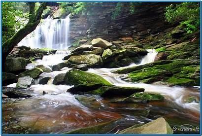 Wallpapers Sound Screensaver 3d Waterfalls Walls Wallpapersafari