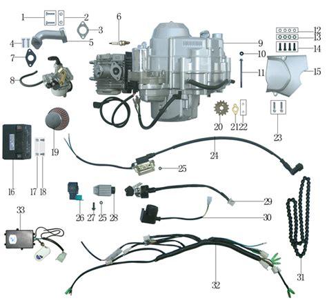 Cat Eye Wiring Diagram 50cc by 3050c Atv Engine Diagram Downloaddescargar