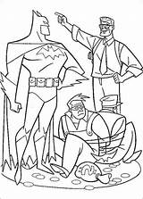 Batman Coloring Pages Printable sketch template