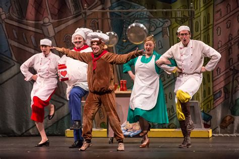 curious george  golden meatball queens theatre