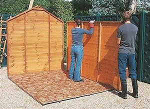 Fabriquer Un Abris De Jardin Pas Cher : abri jardin en bois cabanes abri jardin ~ Farleysfitness.com Idées de Décoration
