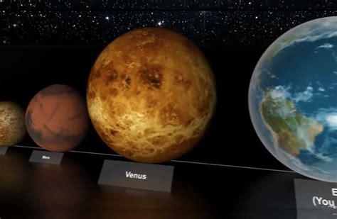Orders of Magnitude - Star Size Comparison