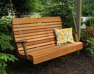 37 Gartenschaukel Designs Erholung Und Entspannung