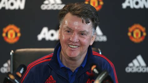 Louis van Gaal slams reports over his Manchester United ...