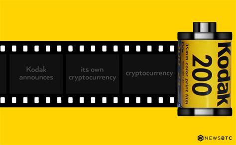 kodak  create  blockchain based image rights platform