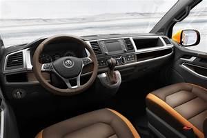 Volkswagen Tristar: Transporter voor het ruigere werk