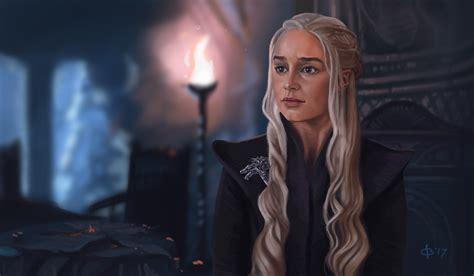 khaleesi game  thrones  artwork hd tv shows