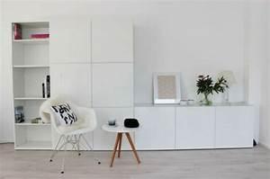 Ikea Küchen Beispiele : ikea besta einheiten in die inneneinrichtung kreativ integrieren ~ Frokenaadalensverden.com Haus und Dekorationen