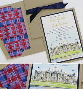 emily h scotland destination wedding invitationmomental With handmade wedding invitations edinburgh