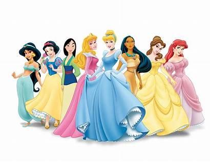 Disney Princess Characters Princesses Character Mean Female