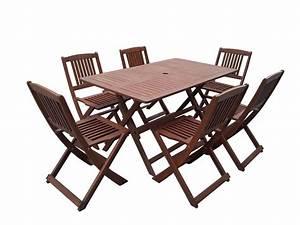 Table Pliante Et Chaises. table de camping pliante et 4 chaises ...