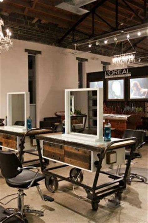 13 original salon decorating ideas i like this for a bathroom vanity for the home