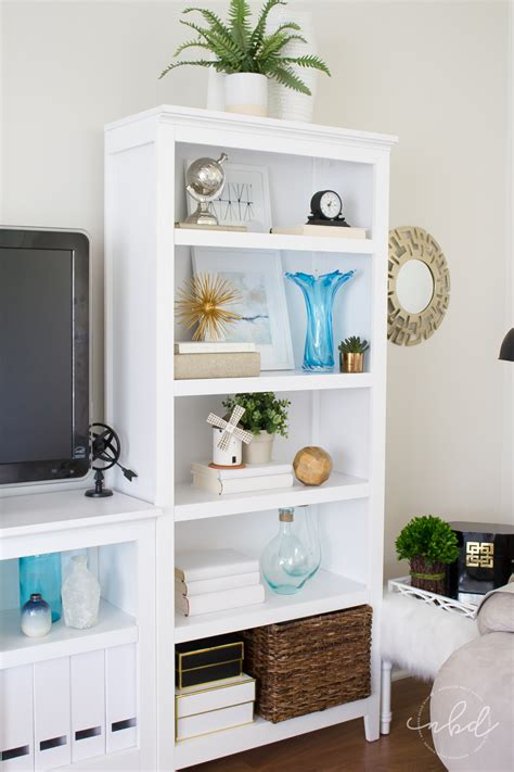 How To Style Bookshelves Northern Belle Diaries