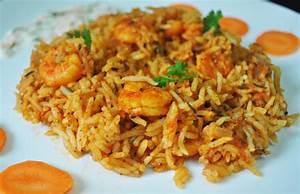 Spicy Prawn Biryani Recipe Mareena's Recipe Collections