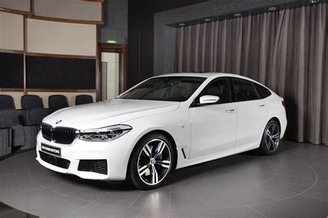 bmw new 6 series gt is much better looking than 5 gt but is that enough carscoops