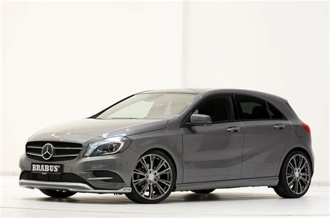 Mercedes A Class Hd Picture by 2013 Brabus Mercedes A Class Hd Pictures