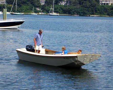 wooden garvey boat plans biili boat plan