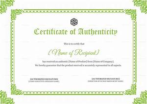 artist certificate of authenticity template - certificate of authenticity template 2011 cadillac cts