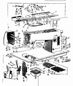 Kenmore Model 158523 Mechanical Sewing Machines Genuine Parts