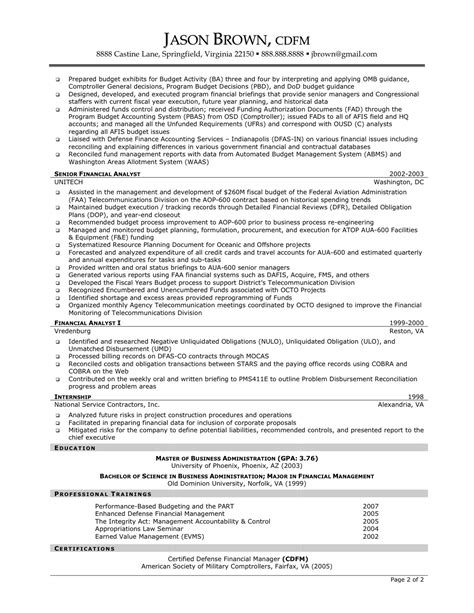 resume sle for banking and finance naukri india sle resume