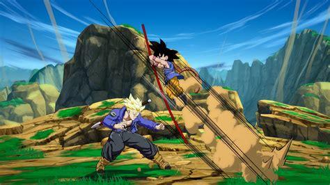 Dragon Ball FighterZ Adding Kid Goku From Dragon Ball GT