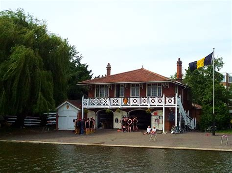 Clare College Boat Club by Clare Boat Club