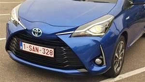 Essai Toyota Yaris Hybride 2018 : photo essai nouvelle toyota yaris hybride 0002 ~ Medecine-chirurgie-esthetiques.com Avis de Voitures