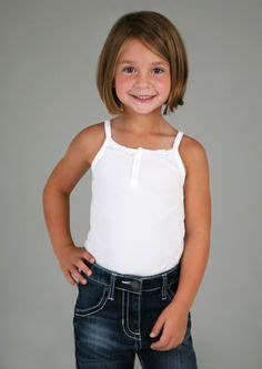 medium length hair cut   girl kids