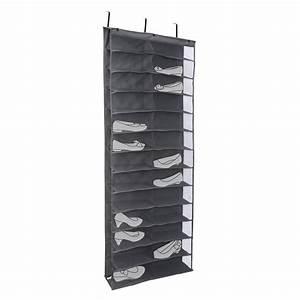 Range Chaussures De Porte : range chaussures suspendre spaceo leroy merlin ~ Melissatoandfro.com Idées de Décoration