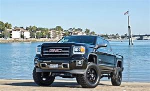 2014  Gmc 1500 With Our 6 U0026quot  Suspension System   Bushwacker