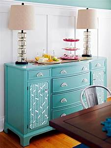 Diy, Decorating, Ideas, For, Painted, Furniture