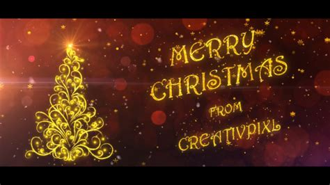 after effects template christmas greetings 2017 christmas greetings after effects template videohive