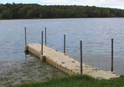 Hamlin Lake Boat Launch by Victory Township Park Trails Map And Guide