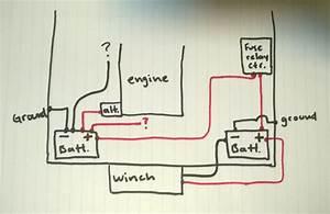 Help Understanding Dual Battery Setup