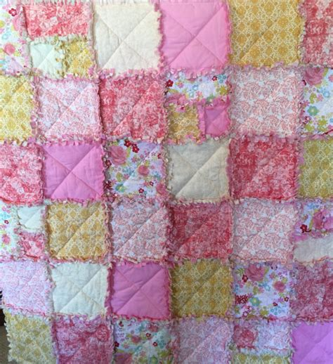 shabby chic quilt shop shabby chic rag quilt