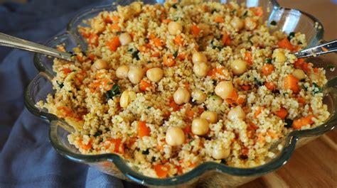couscous salat mit kichererbsen vanys kueche