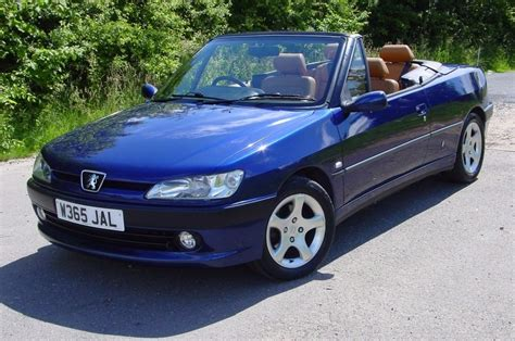 amazing peugeot 306 cabriolet lovely peugeot 306 convertible cabriolet px in